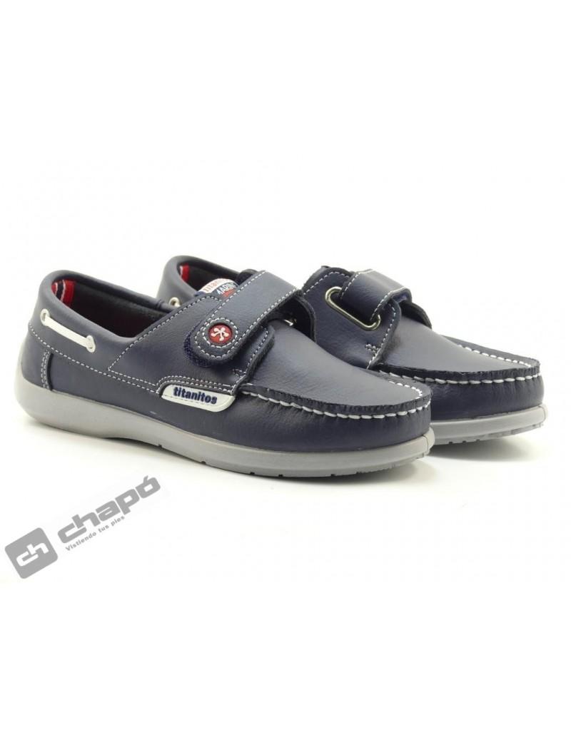 Zapatos Marino Titanitos L400 Salilor