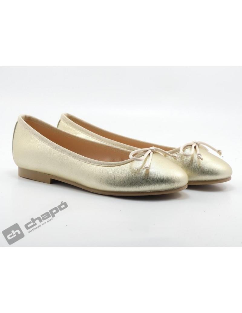 Zapatos Platino Ruts Shoes A-3370