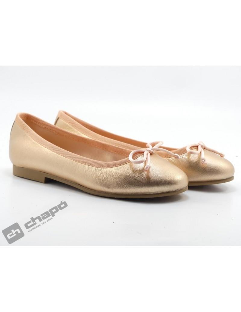 Zapatos Rosa Ruts Shoes A-3370
