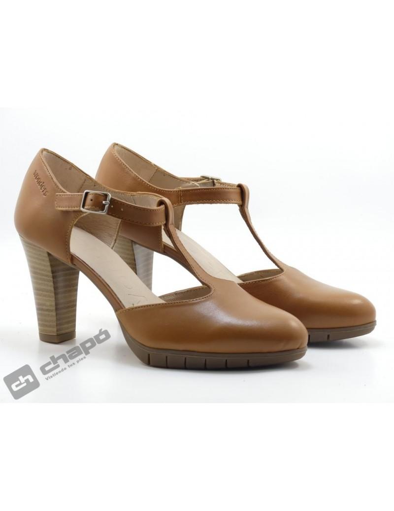 Zapatos Cuero Zapatos Wonders M-1976