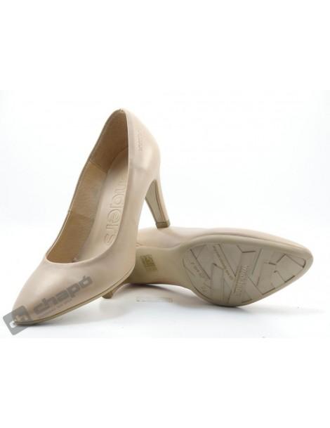 Zapatos Rosa Palo Wonders 2082