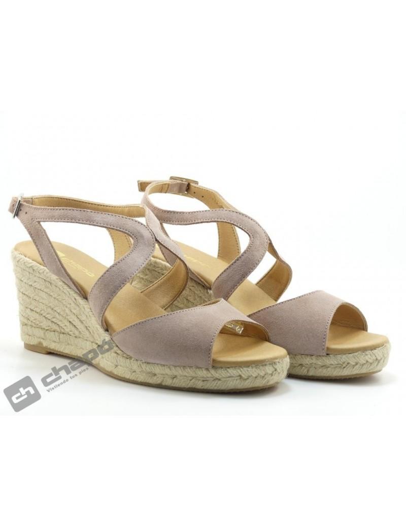 Zapatos Nude ChapÓ Hies/s83
