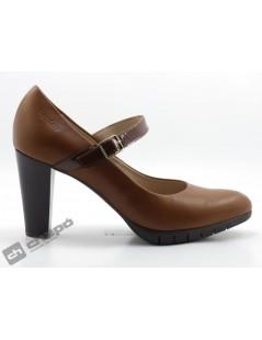 Zapatos Cuero Wonders M-1951