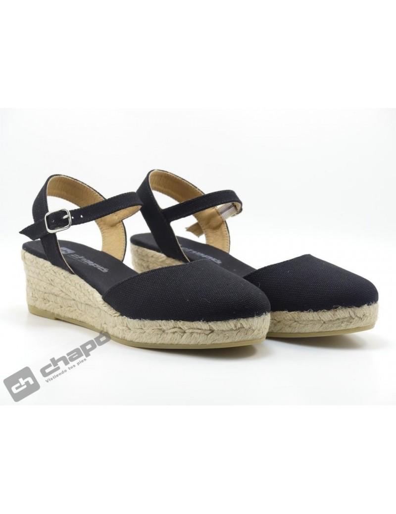 Zapatos Negro ChapÓ 340
