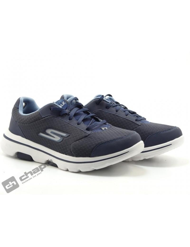 Zapatos Marino Skechers 55509