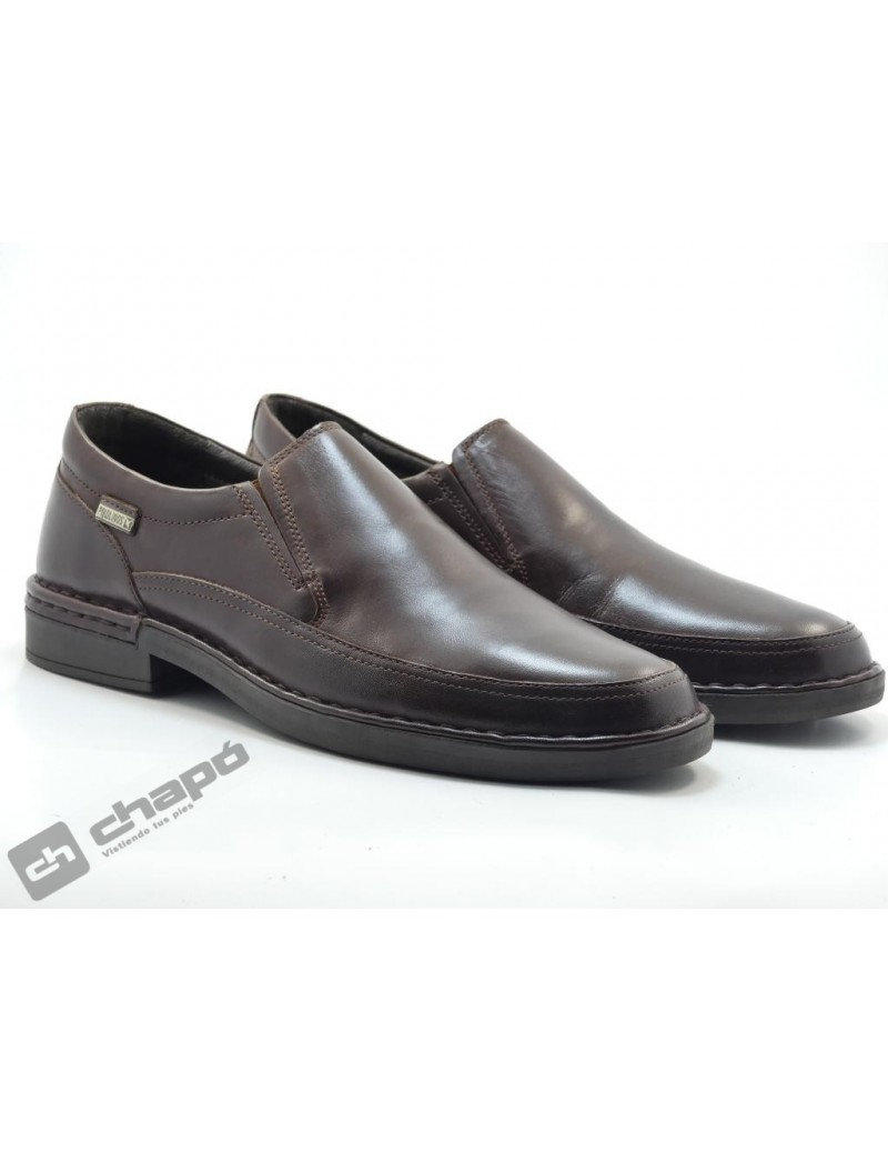 Mocasin Marron Pikolinos 3157