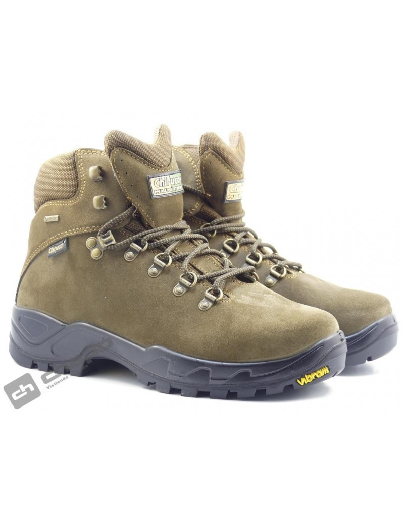 Botas Marron Chiruca Trofeo 01 Gore-tex Pointer