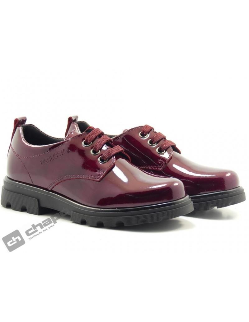 Zapatos Burdeo Pablosky 335329