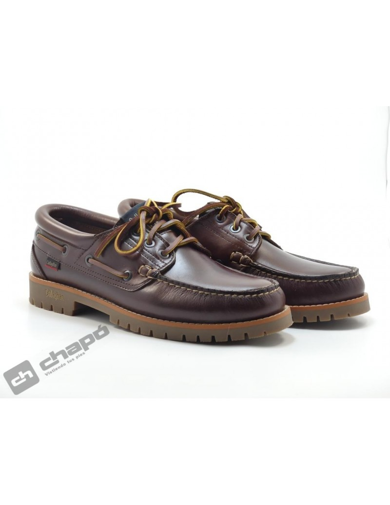 Zapatos Marron Callaghan 86400
