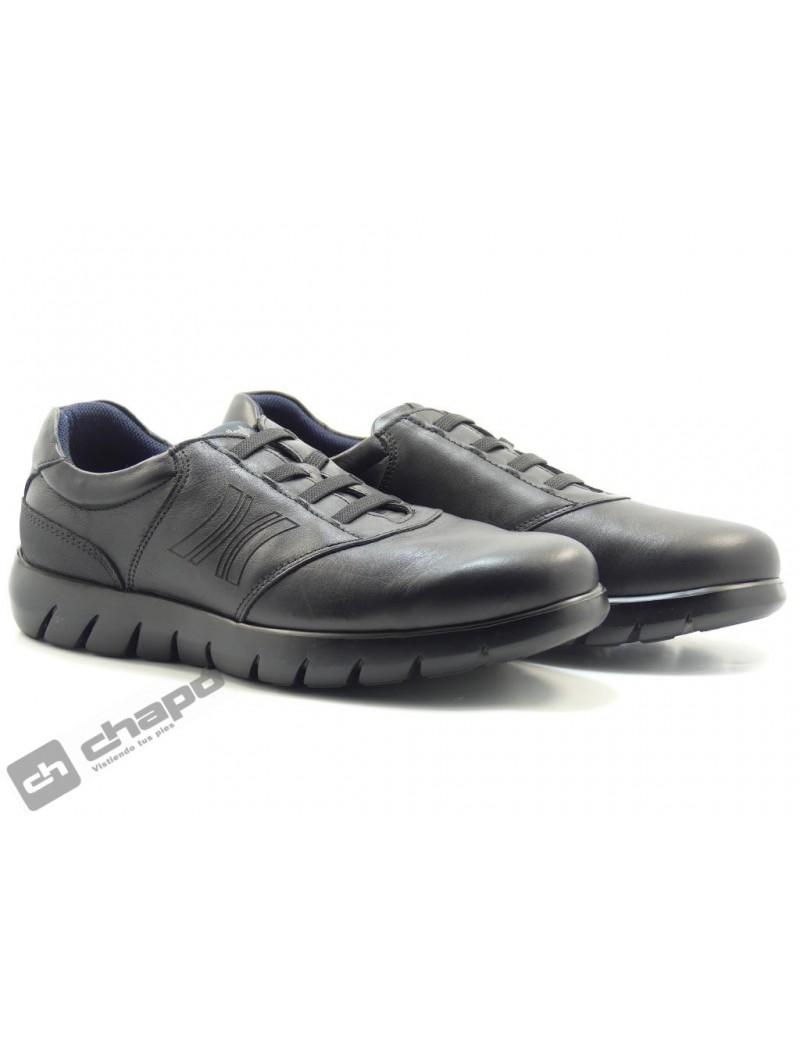 Sneakers Negro Callaghan 19400