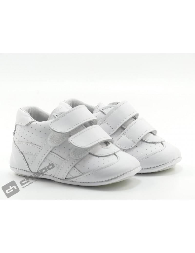 Zapatillas NiÑo-a Blanco Chuches Ch-403