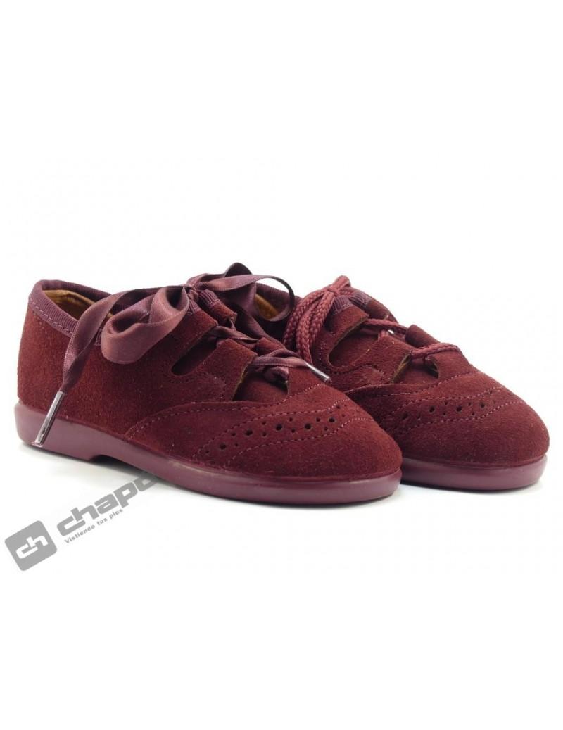 Zapatos Burdeo Chuches 2cdo 100/s