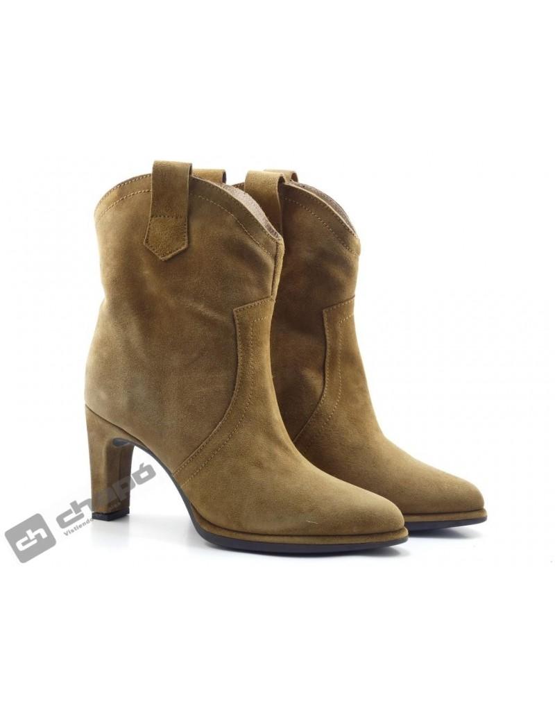 Botas Camel Zapatos Wonders M-4308