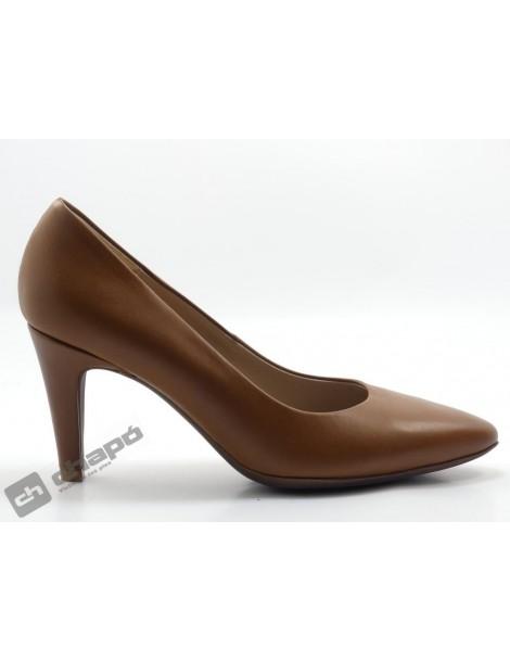 Zapatos Cuero Wonders 2082