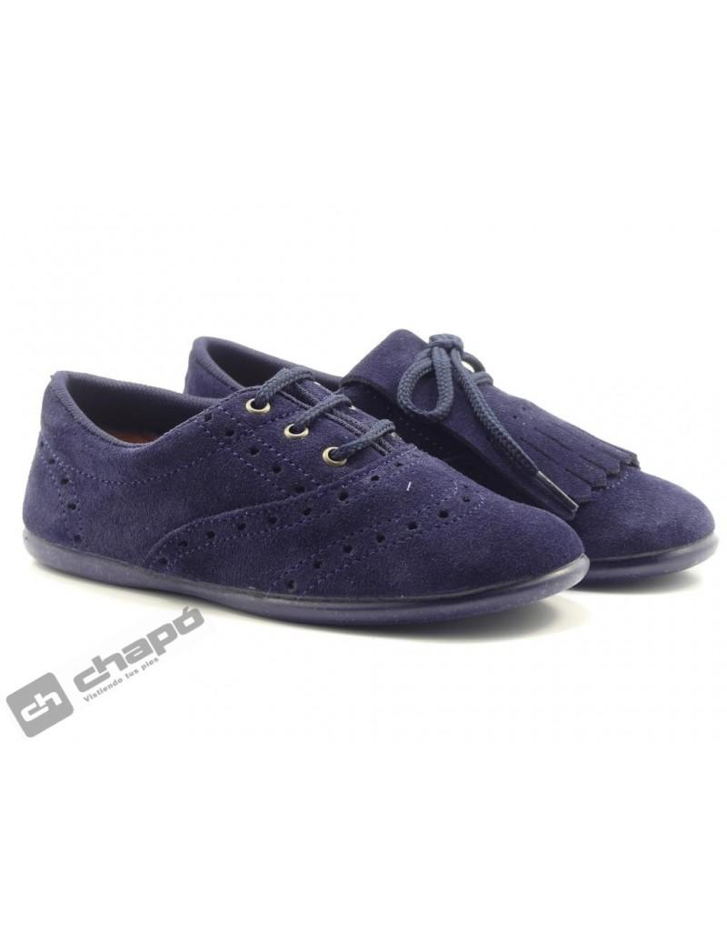 Zapatos Marino Chuches 910/s Mosq