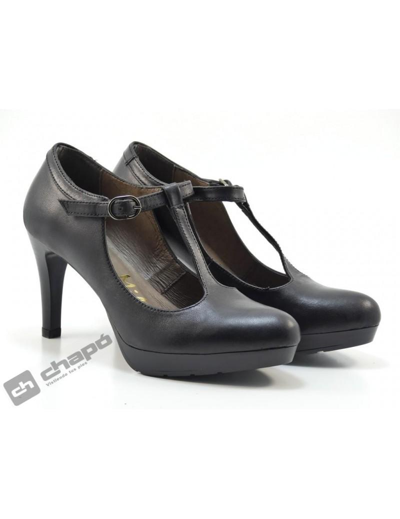 Zapatos Negro Patricia Miller 2162