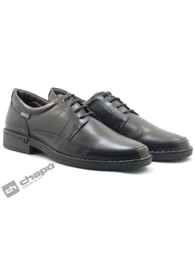 Zapatos Negro Pikolinos 4255-bermeo
