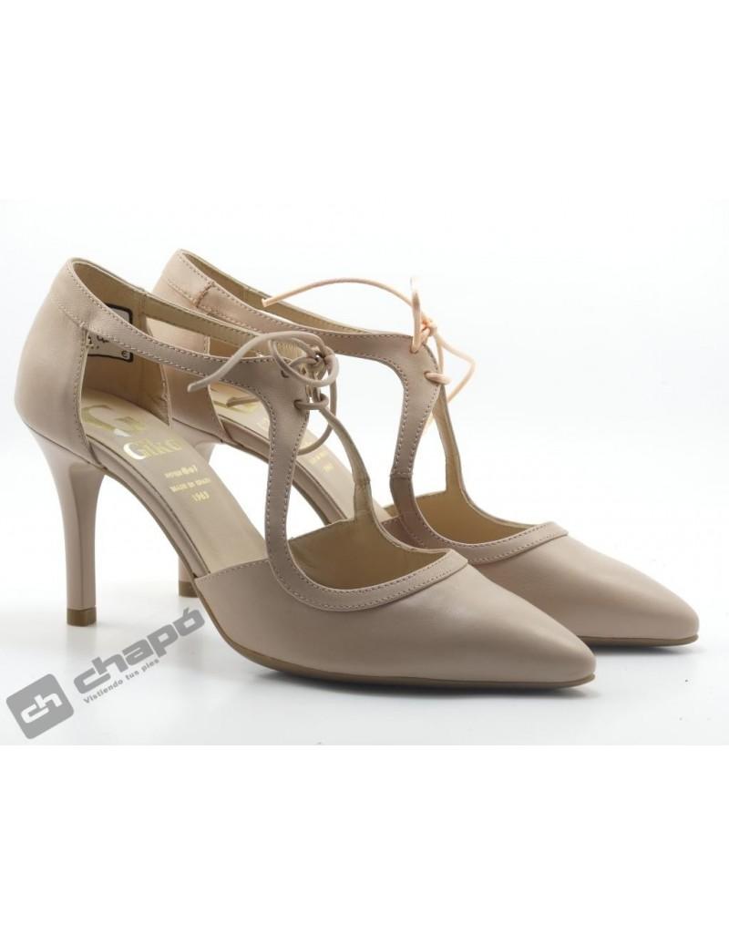 Zapatos Nude Giko 34578