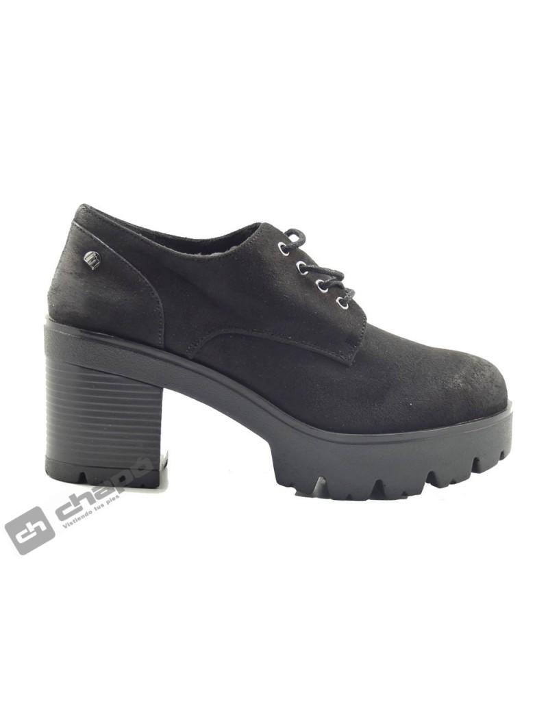 Zapatos Negro Mustang 58639
