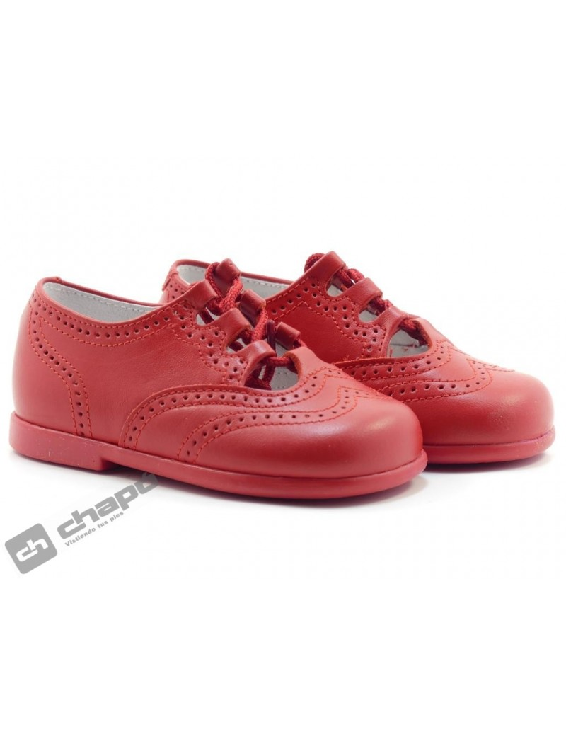 Zapatos Rojo D´bebe 40984