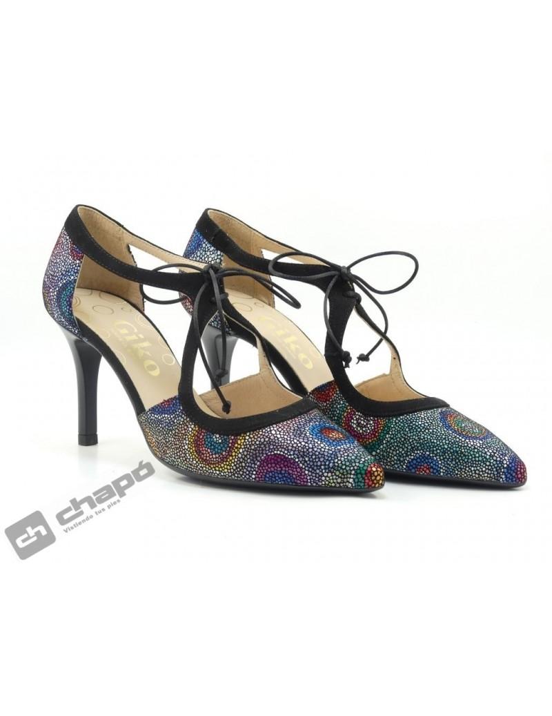 Zapatos Multicolor Giko 34578