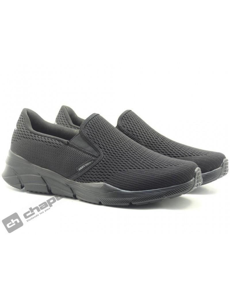 Zapatos Negro Skechers 232016