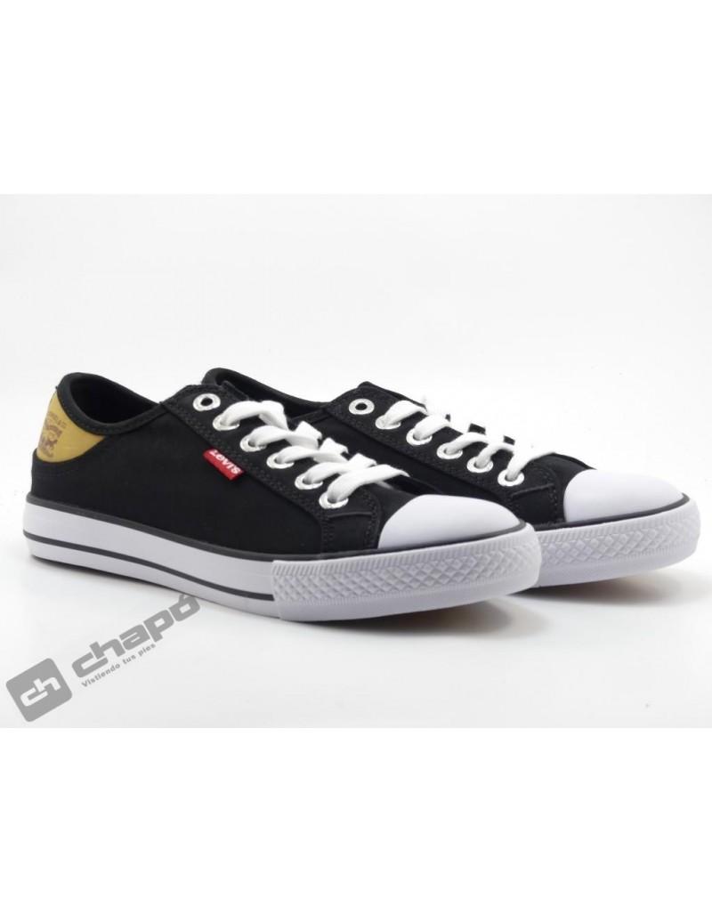 Zapatillas NiÑo-a Negro Levi´s 222984