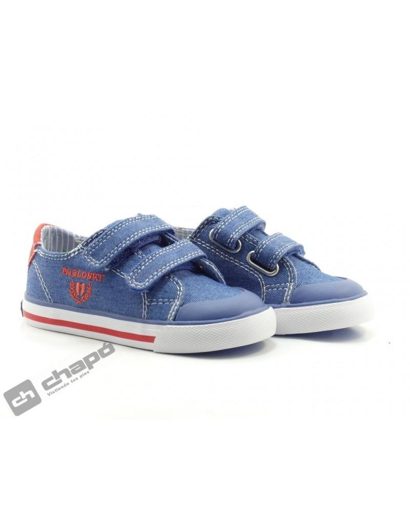 Zapatos Jeans Pablosky 960910