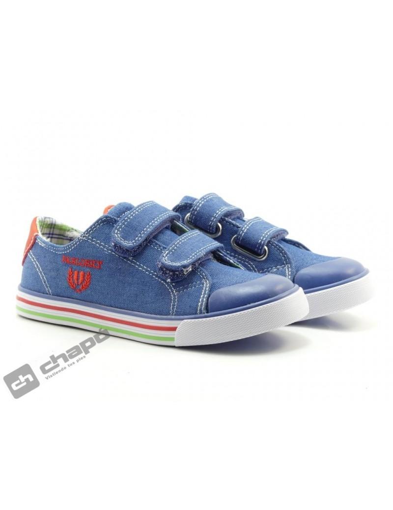Zapatos Jeans Pablosky 961810