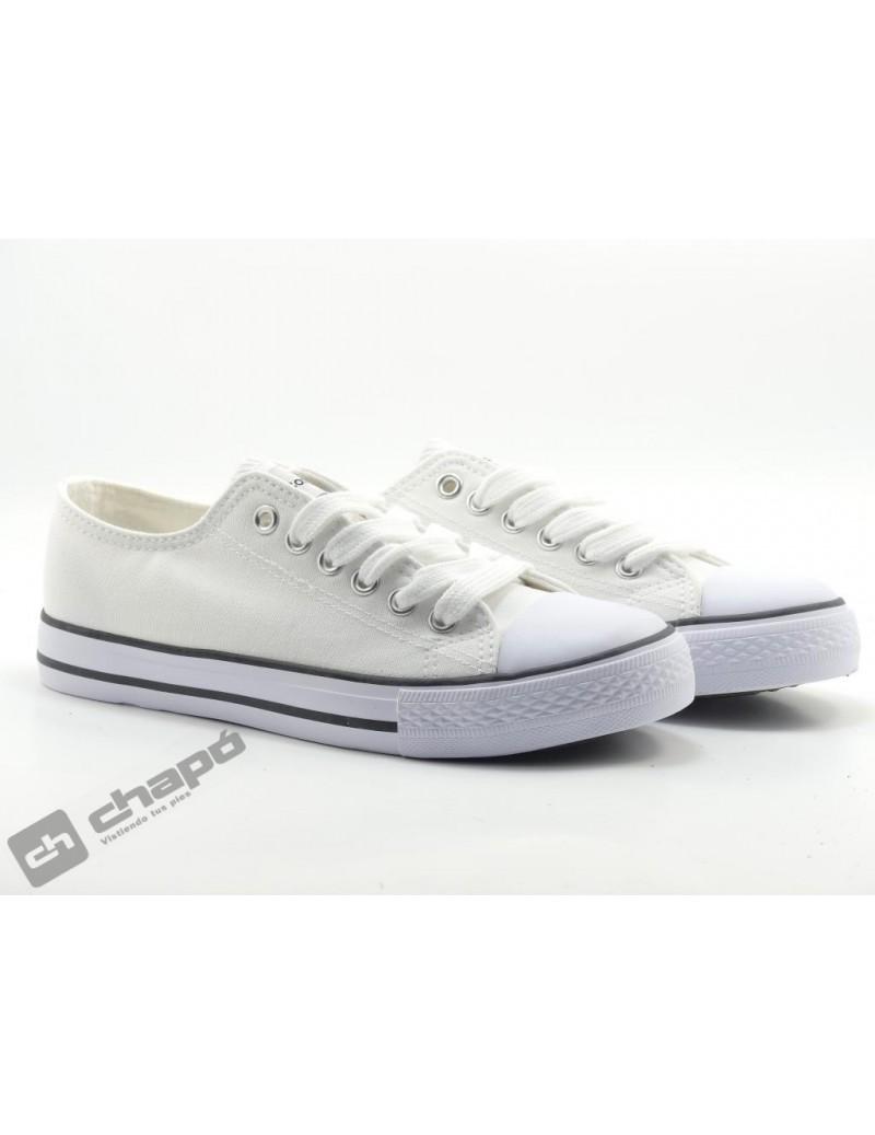 Zapatillas NiÑo-a Blanco Conguitos 283 01