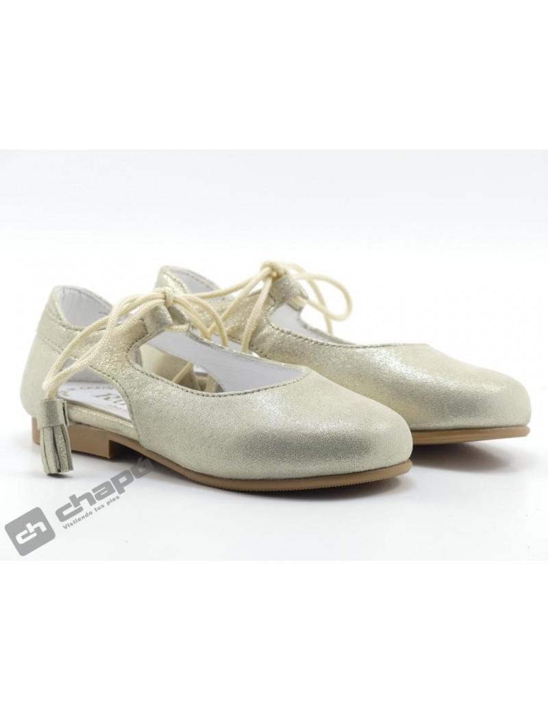 Zapatos Platino Ruts Shoes P892