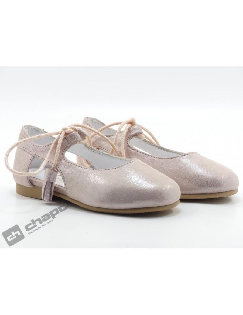 Zapatos Rosa Ruts Shoes P892