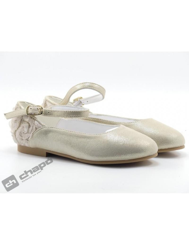 Zapatos Platino Ruts Shoes A3541