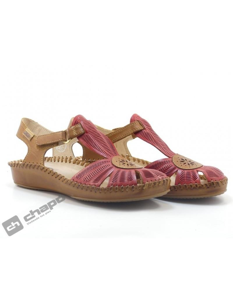 Zapatos Coral Pikolinos 655-00575