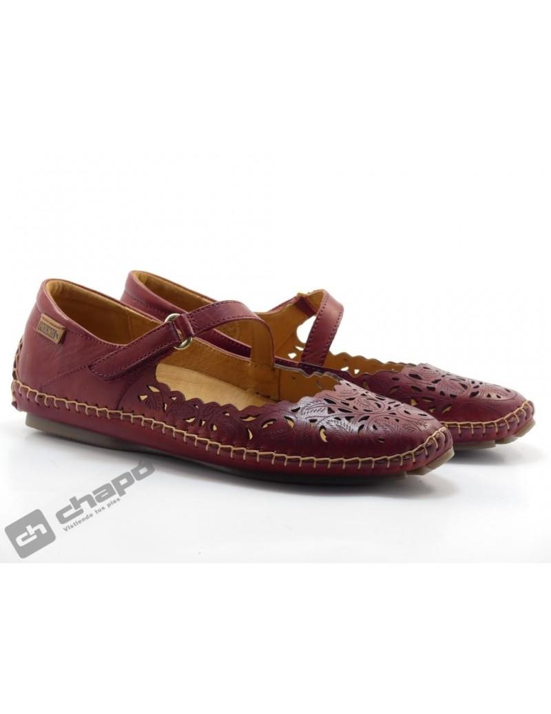 Zapatos Rojo Pikolinos 578-4974