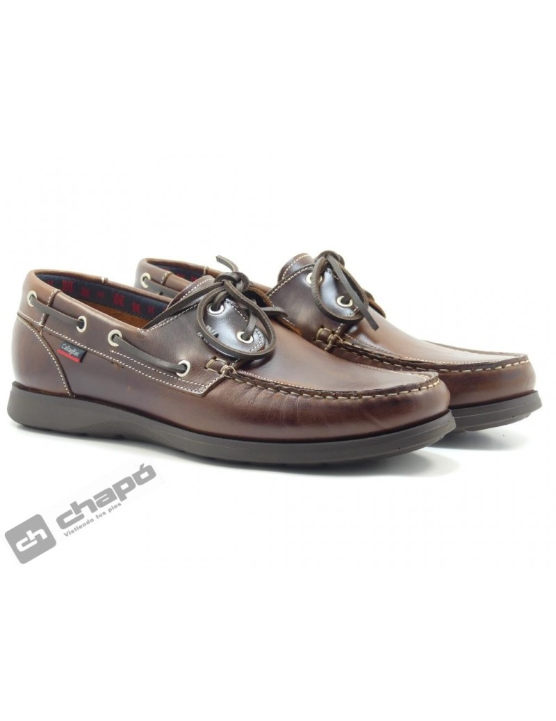 Zapatos Marron Callaghan 43800