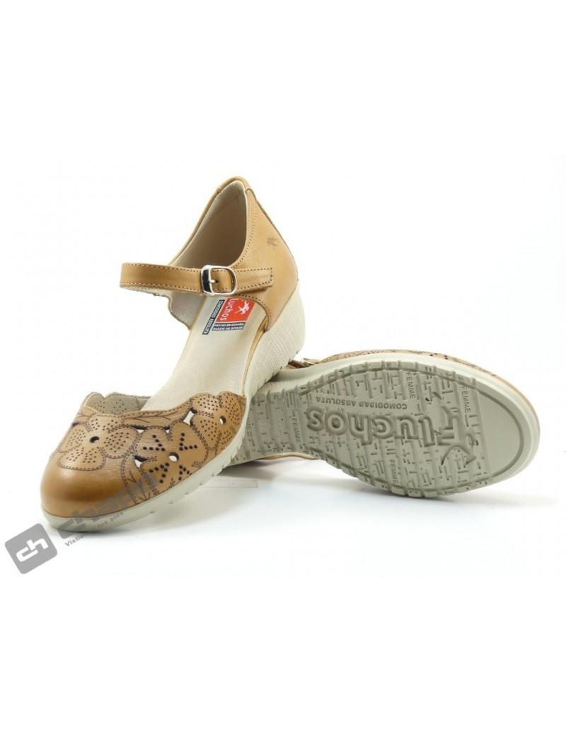 Zapatos Camel Fluchos F183 Samu