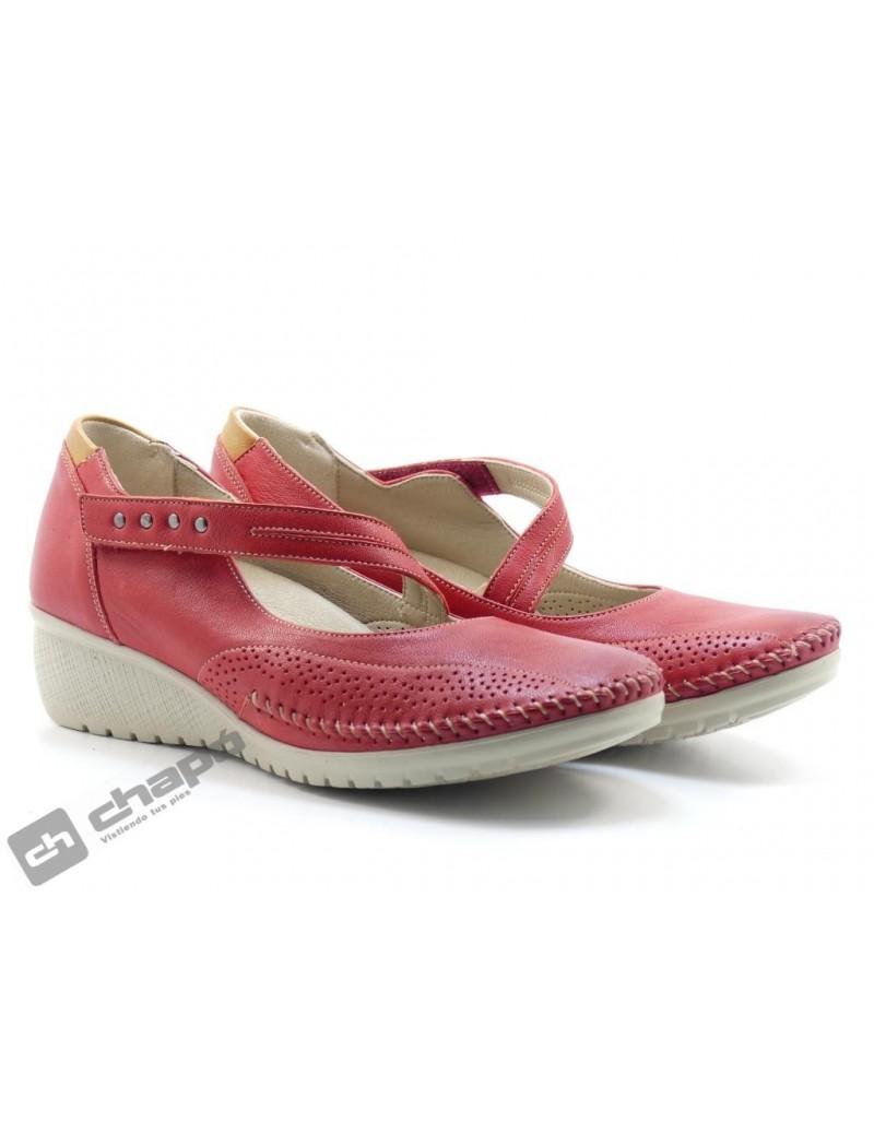 Zapatos Rojo Fluchos F0757 Sasa