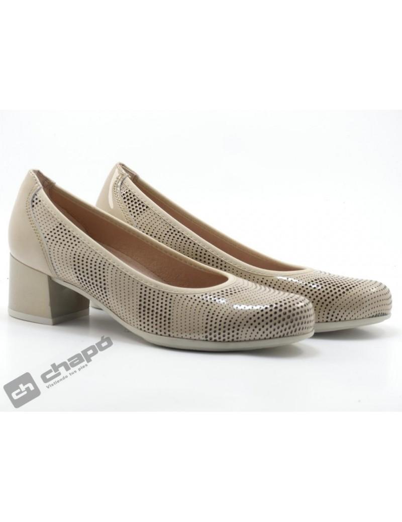 Zapatos Piedra Pitillos 6041