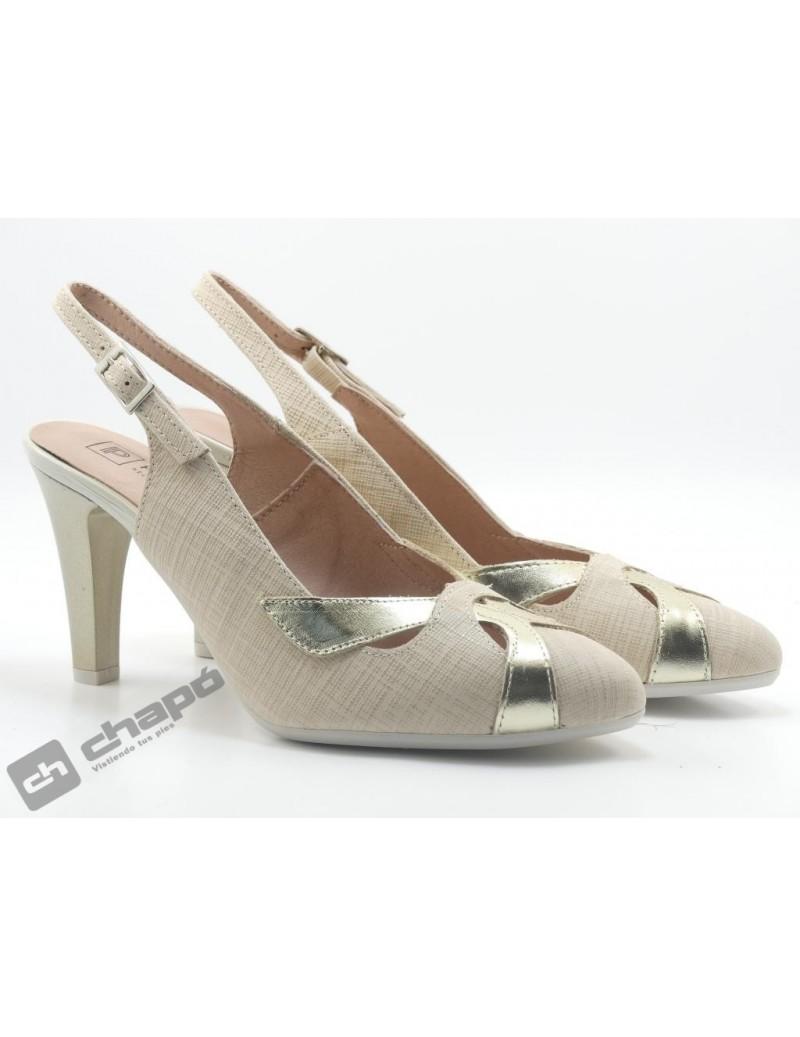 Zapatos Piedra Pitillos 6064
