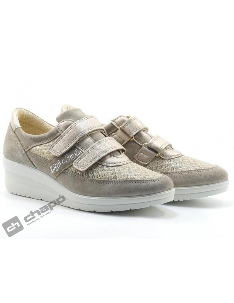 Sneakers Platino Imac 506050