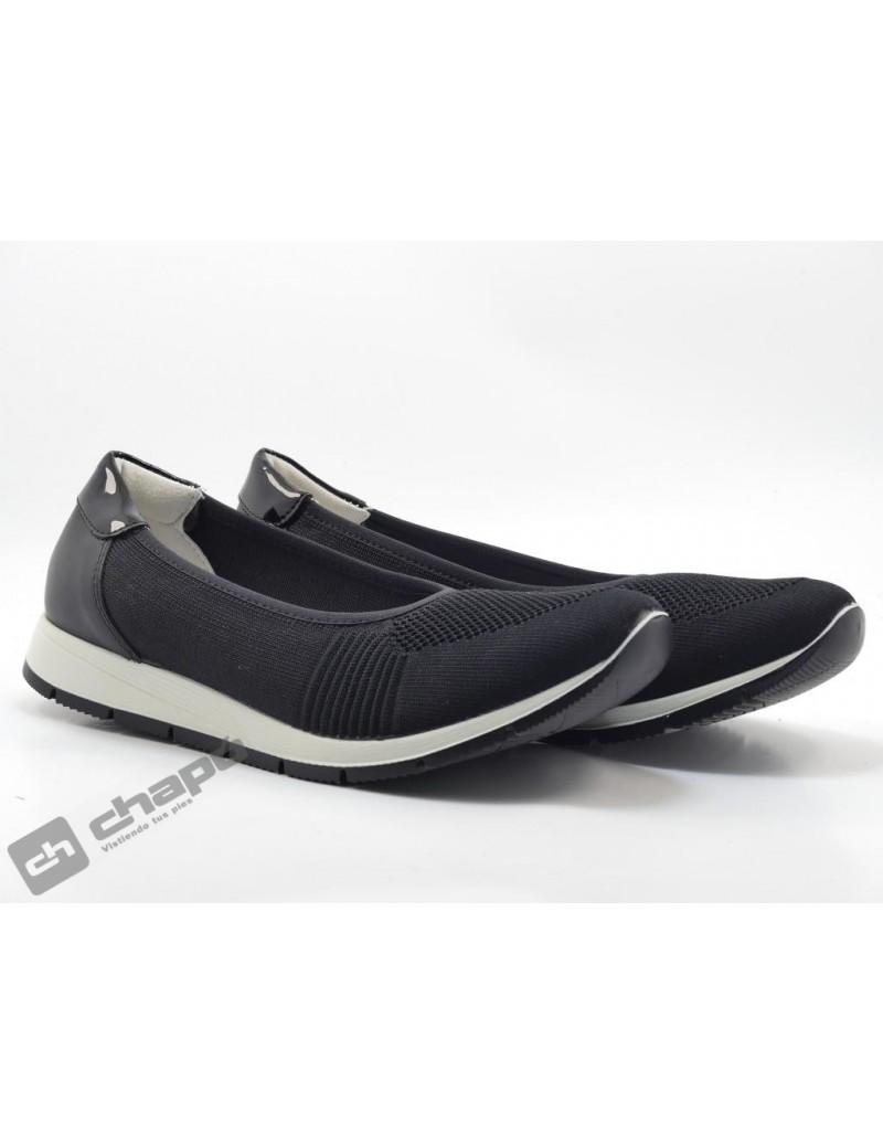 Sneakers Negro Imac 507190
