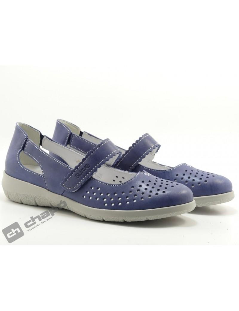 Zapatos Jeans Suave 3632