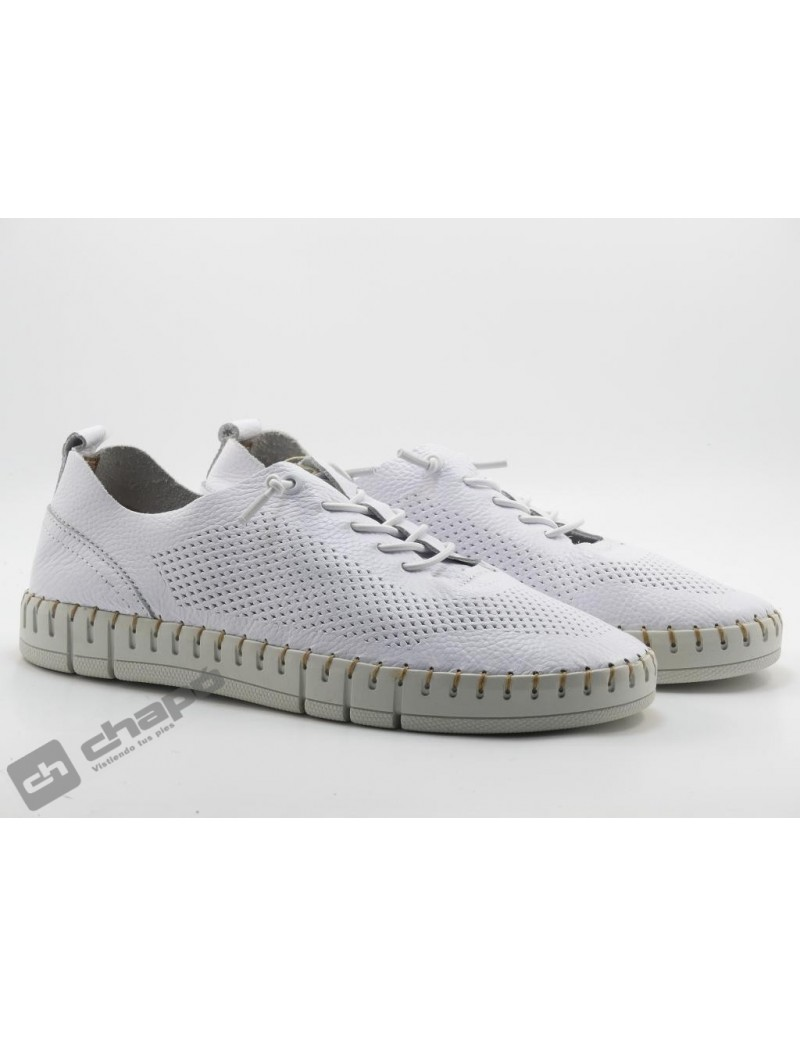 Snakers Blanco Monk Creta 003
