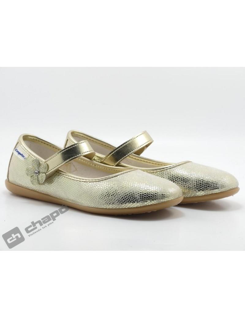 Zapatos Platino Conguitos 265 12