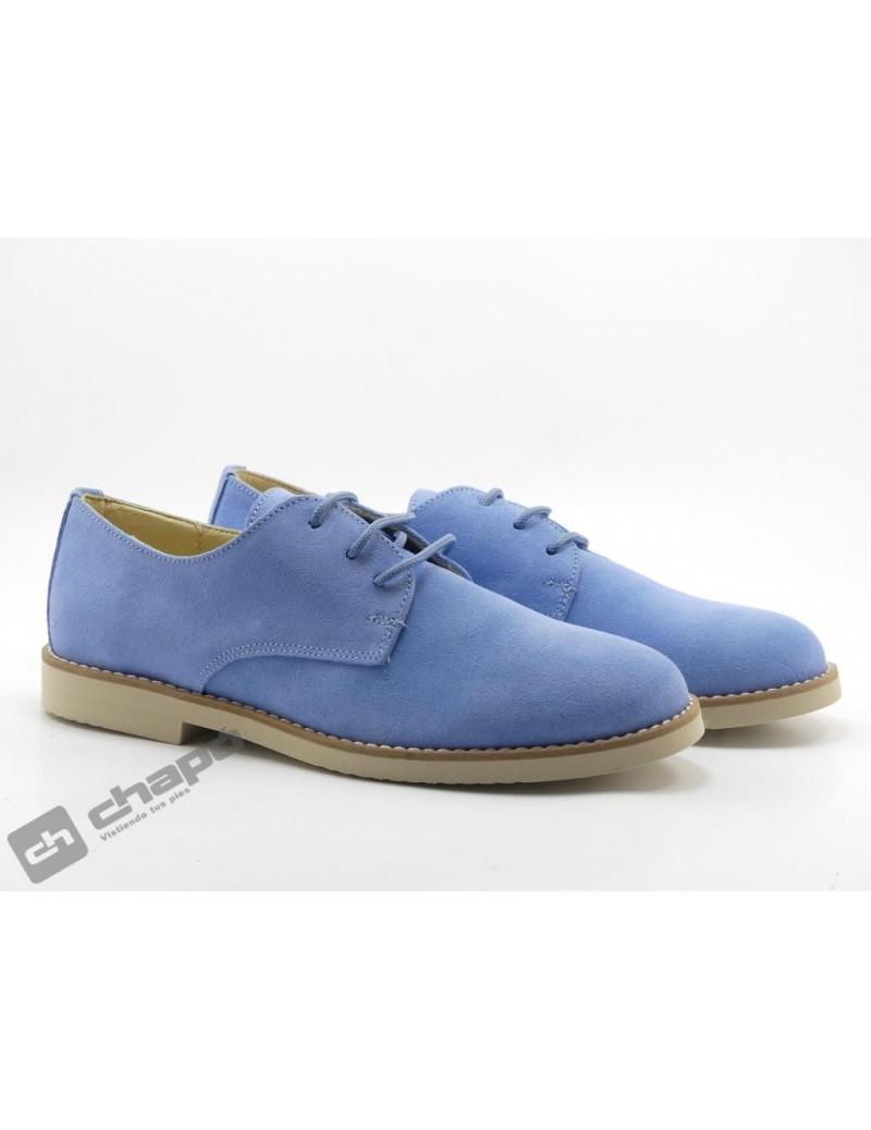 Zapatos Celeste Yowas 20344