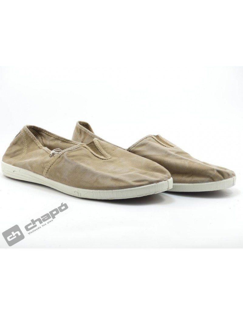 Mocasin Beig Natural World 305 E