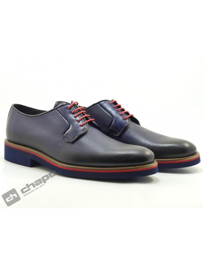 Zapatos Marino Angel Infantes 99452