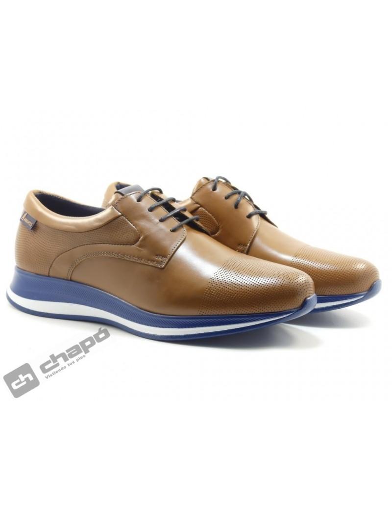 Sneakers Cuero Angel Infantes 99457-napa