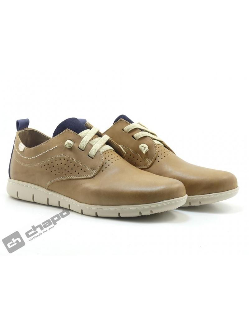 Zapatos Cuero On Foot 8510